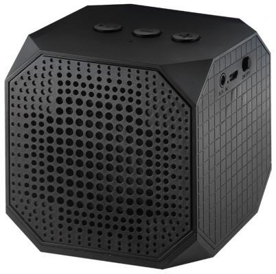 Портативная акустика Ginzzu GM-991B черный цена и фото