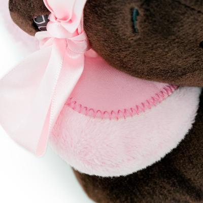 """Фото Мягкая игрушка медведь ORANGE """"Milk"""" текстиль коричневый 30 см М001/30. Купить в РФ"""