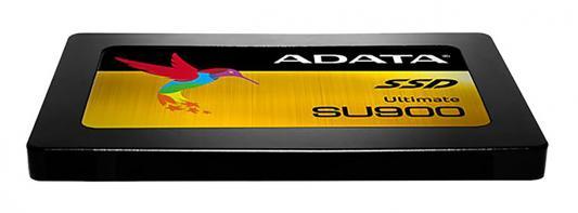 """Фото Твердотельный накопитель SSD 2.5"""" 512GB A-Data Ultimate SU900 Read 560Mb/s Write 525Mb/s SATAIII ASU900SS-512GM-C. Купить в РФ"""