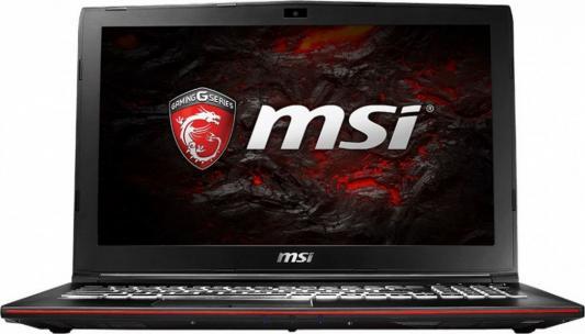 """Ноутбук MSI GP62M 7RDX-1002RU Leopard 15.6"""" 1920x1080 Intel Core i7-7700HQ 9S7-16J9B2-1002"""
