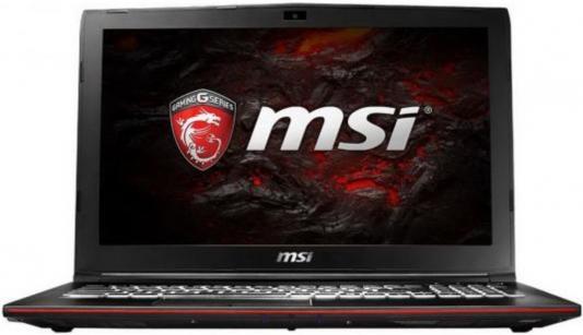 """Фото Ноутбук MSI GP62M 7RDX(Leopard)-1003RU 15.6"""" 1920x1080 Intel Core i7-7700HQ. Купить в РФ"""