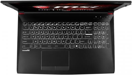 """Фото Ноутбук MSI GP62M 7RDX-1005RU Leopard 15.6"""" 1920x1080 Intel Core i5-7300HQ 9S7-16J9B2-1005. Купить в РФ"""