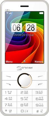 """Фото Мобильный телефон Micromax X913 белый 2.8"""" 32 Мб. Купить в РФ"""