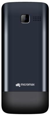 """Фото Мобильный телефон Micromax X408 темно-серый 1.77"""" 32 Мб. Купить в РФ"""