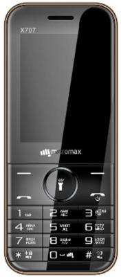 """Фото Мобильный телефон Micromax X707 шампань 2.4"""" 32 Мб. Купить в РФ"""