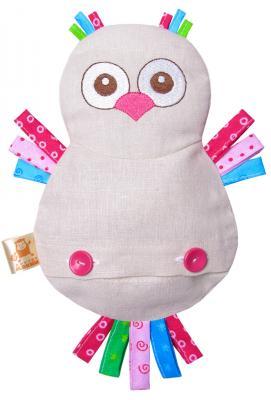 Развивающая игрушка МЯКИШИ Доктор Мякиш — Сова 241 мякиши игрушка грелка доктор мякиш пингвин