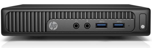 """Компьютер 23"""" HP 260 G2 DM 1920 x 1080 Intel Core i3-6100U 4Gb SSD 256 Intel HD Graphics 520 Windows 10 Professional черный 1QM08ES от 123.ru"""