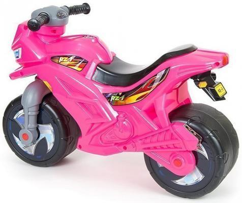 Фото Каталка-мотоцикл RT Racer RZ 1 розовый ОР501в3. Купить в РФ