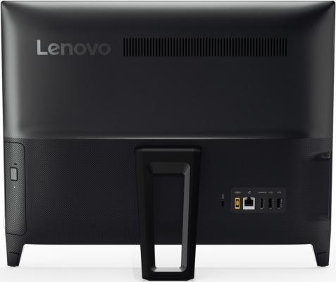 """Фото Моноблок 19.5"""" Lenovo IdeaCentre 310-20IAP 1440 x 900 Intel Pentium-J4205 4Gb 500Gb Intel HD Graphics 505 DOS черный F0CL002TRK. Купить в РФ"""