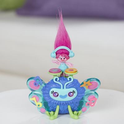 """Фото Игровой набор Hasbro """"Тролли"""" - Диджей Баг. Купить в РФ"""