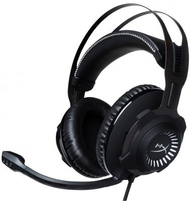 Гарнитура Kingston HyperX Cloud Revolver S 7.1 Headset черный HX-HSCRS-GM/EE