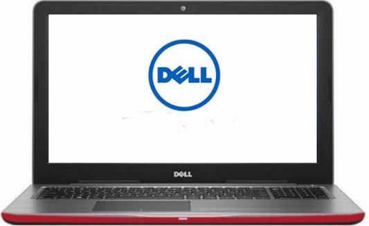 Ноутбук DELL Inspiron 5565 15.6 1366x768 AMD A10-9600P 5565-8586 ноутбук dell inspiron 5565 amd a6 9200 2000mhz 4g 500g 15 6hd amd r5 m435 2g dvd sm bt win10 5565 8055