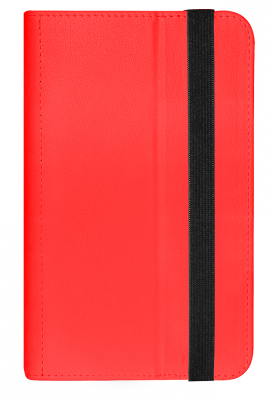 """Чехол IQ Format универсальный для планшетов 8"""" красный"""