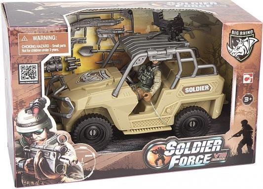 Купить Игровой набор CHAP MEI Армейский внедорожник 521064-2, для мальчика, Игровые наборы для мальчиков