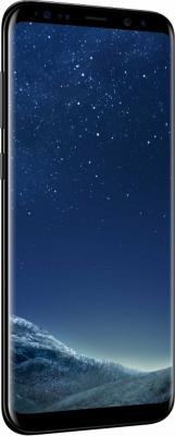 "Фото Смартфон Samsung Galaxy S8+ черный бриллиант 6.2"" 64 Гб NFC LTE Wi-Fi GPS 3G SM-G955FZKDSER. Купить в РФ"