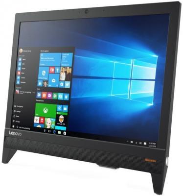 """Фото Моноблок 19.5"""" Lenovo IdeaCentre 310-20IAP 1440 x 900 Intel Celeron-J3355 4Gb 500Gb Intel HD Graphics DOS черный F0CL005CRK. Купить в РФ"""