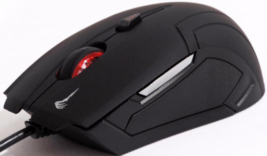 Мышь проводная GAMDIAS DEMETER V2 Optical GMS5001 чёрный USB цена и фото