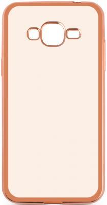 Чехол силиконовый DF sCase-36 для Samsung Galaxy J2 Prime/Grand Prime 2016 с рамкой розовый чехол силиконовый df scase 34 для samsung galaxy j2 prime grand prime 2016