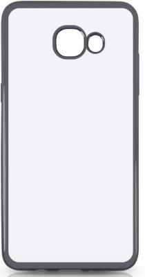 Чехол силиконовый DF sCase-37 для Samsung Galaxy J5 Prime/ On5 2016 с рамкой серый аксессуар чехол samsung galaxy j2 prime grand prime 2016 df scase 34
