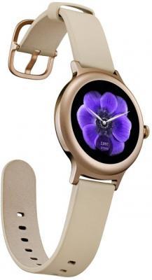 Фото Смарт-часы LG Watch Style W270 розовое золото LGW270.ACISPG. Купить в РФ