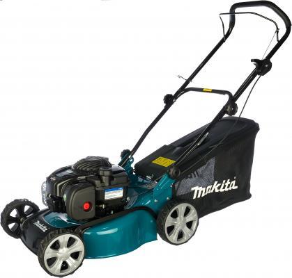 Газонокосилка бензиновая Makita PLM4120N мотопомпа бензиновая makita ew1050hx