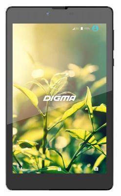 "Планшет Digma Optima 7100R 3G MTK8321 (1.2) 4C/RAM1Gb/ROM8Gb 7"" IPS 1280x800/3G/Android 6.0/черный/2Mpix/0.3Mpix/BT/GPS/WiFi/Touch/microSD 32Gb/minUSB/2800mAh"