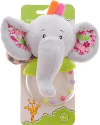 Фото Погремушка Жирафики Слонёнок Тим  93585. Купить в РФ