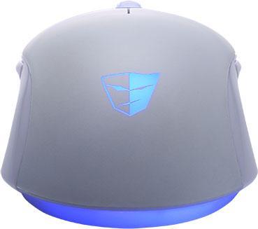 Фото Мышь проводная Tesoro Sharur Spectrum 2.0 белый USB TS-H3L. Купить в РФ