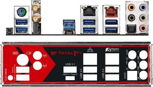 Фото Мат. плата для ПК ASRock X370 Professional Gaming Socket AM4 AMD X370 4xDDR4 3xPCI-E 16x 2xPCI-E 1x 8xSATAIII ATX Retail. Купить в РФ