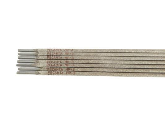 Электрод Ресанта МР-3 Ф2,5 3 кг 71/6/19 электрод ресанта мр 3 ф5 0 3 кг 71 6 18