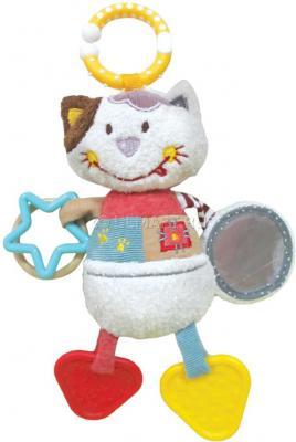 Интерактивная игрушка Жирафики Кошечка Мими 939330 с рождения интерактивная игрушка жирафики волшебная полянка с рождения