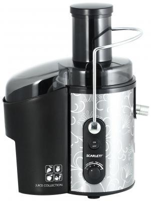 Соковыжималка Scarlett SC-JE50S12 1500 Вт пластик серебристый от 123.ru