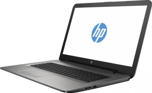 """Фото Ноутбук HP 17-x043ur 17.3"""" 1600x900 Intel Core i3-6006U 1BW70EA. Купить в РФ"""