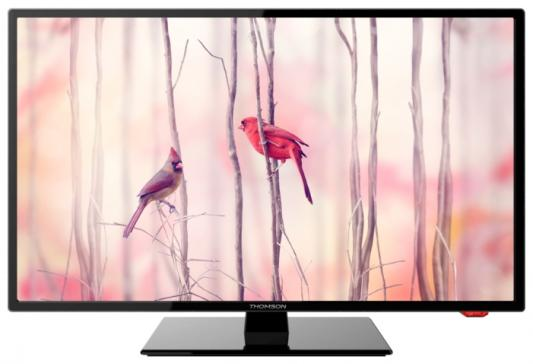 Телевизор Thomson T24E21DF-01B черный