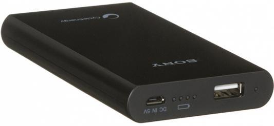 Портативное зарядное устройство Sony CP-E6B 5800мАч черный от 123.ru