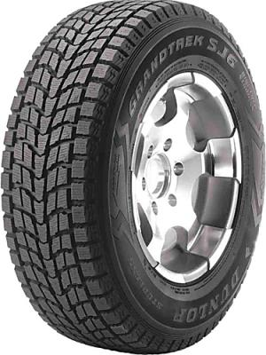 Шина Dunlop Grandtrek SJ6 255/50 R19 107Q 2013год