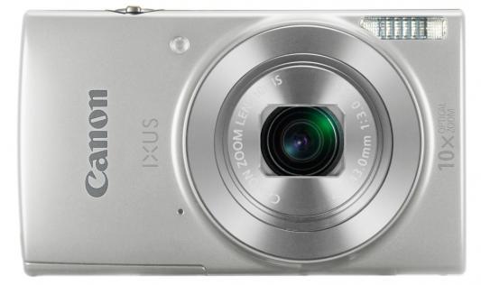 Фото Фотоаппарат Canon Ixus 190 20Mp 10xZoom серебристый. Купить в РФ