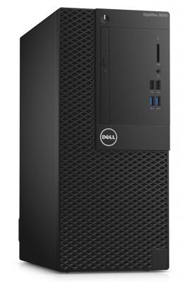 Системный блок DELL Optiplex 3050 i5-7500 3.4GHz 8Gb 1Tb HD630 DVD-RW Win10Pro клавиатура мышь черный серебристый 3050-8244 компьютер hp prodesk 400 g4 intel core i5 7500 ddr4 8гб 1000гб intel hd graphics 630 dvd rw windows 10 professional черный [1jj50ea]
