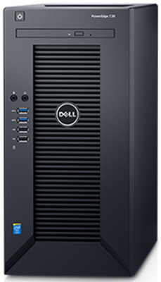 Сервер Dell PowerEdge T30 210-AKHI