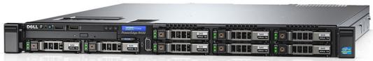 Сервер Dell PowerEdge R430 210-ADLO-147 сервер dell poweredge r430 210 adlo 81