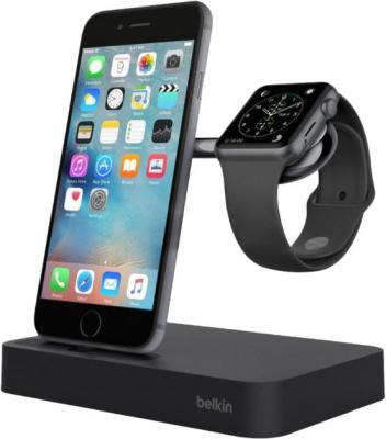 Док-станция Belkin Charge Dock for Apple Watch + iPhone F8J183 F8J183VFBLK-APL compact wml weapon mounted white light for glock auto pistol 200 lumens tactical hunting apl c