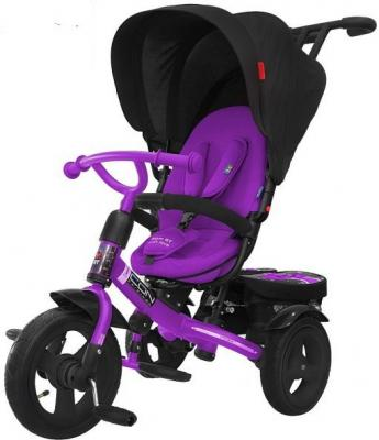 Велосипед RT ICON elite NEW Stroller by Natali Prigaro Crystal фиолетовый