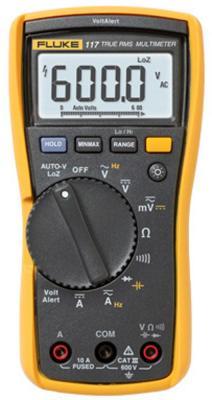 Мультиметр Fluke IG FLUKE-117 EUR кабель регистратора электроэнергии fluke 1730 cable