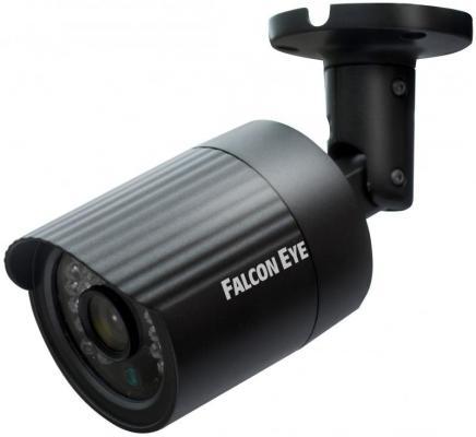 """Камера IP Falcon EYE FE-IPC-BL200P Eco CMOS 1/2.8"""" 3.6 мм 1920 x 1080 H.264 RJ-45 LAN черный"""