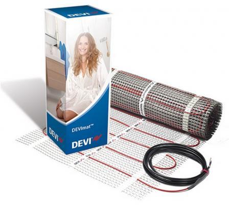 Мат нагревательный DEVI DEVIcomfort 150T 0.5x 5м 2.5м2 83030568 мат нагревательный devi devicomfort 150t 0 5x12м 6м2 83030578