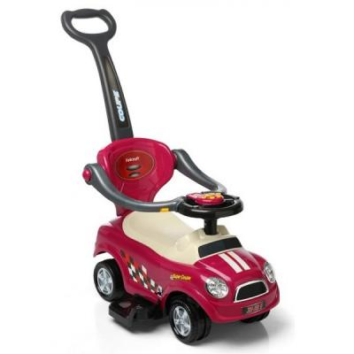 Каталка-машинка Rich Toys Quick Coupe 3 в1 фиолетовый от 1 года пластик