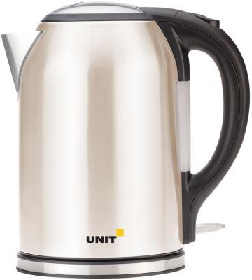 Чайник Unit UEK-270 2000 Вт бежевый 1.8 л нержавеющая сталь
