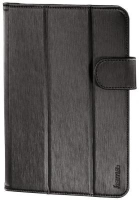 """Чехол Hama Holder универсальный для планшетов с экраном 7"""" полиуретан черный 00135545"""