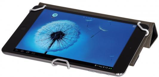 """Чехол Hama Holder универсальный для планшетов с экраном 7"""" полиуретан черный 00135545 от 123.ru"""