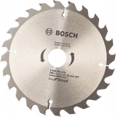 Пильный диск Bosch Eco Wo 190x30-24T 2608644376